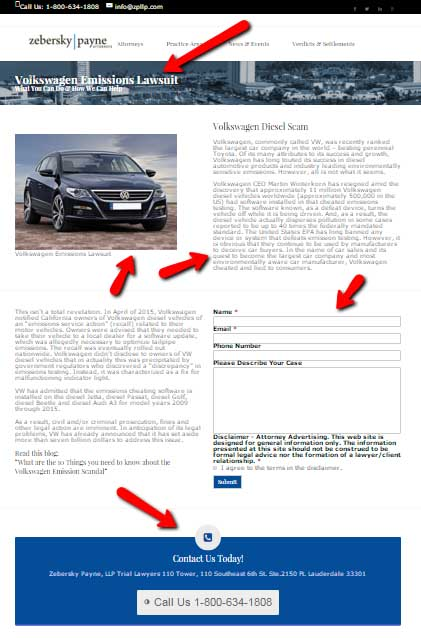 Develop Effective Landing Pages To Improve Your Conversion