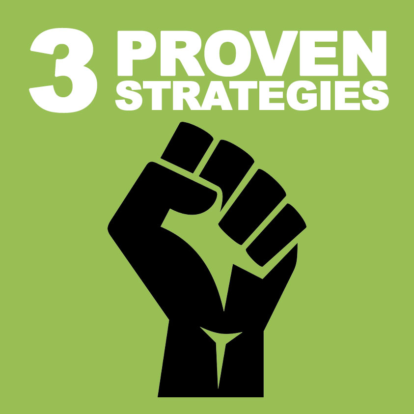 The 3 Proven Strategies To Beat Your Competition