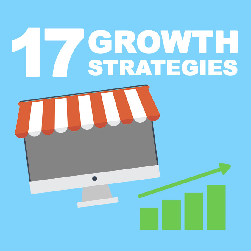 17 Actionable Business Growth Strategies To Help You Grow Your Business Online Today
