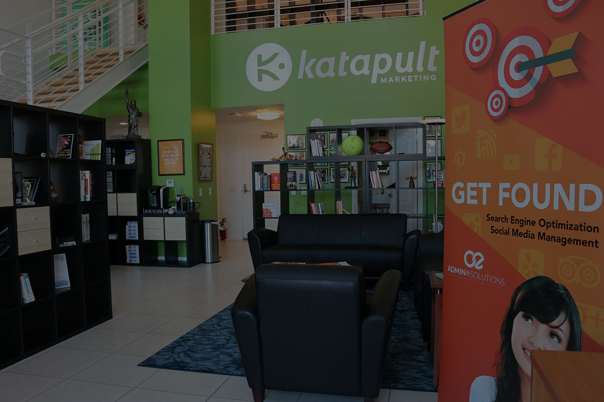 katapult inside office
