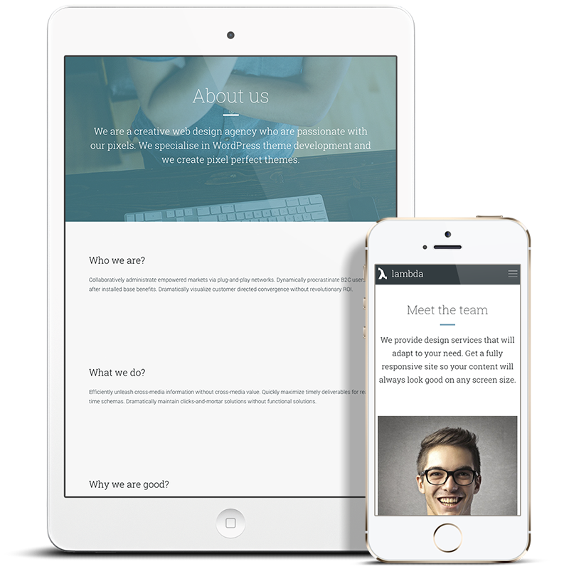 Responsive Website Design agency & redesign company in Fort Lauderdale & West Palm Beach, Florida.