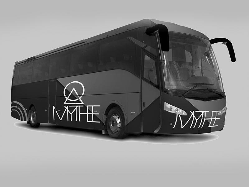 Mythe Vehicle Wrap