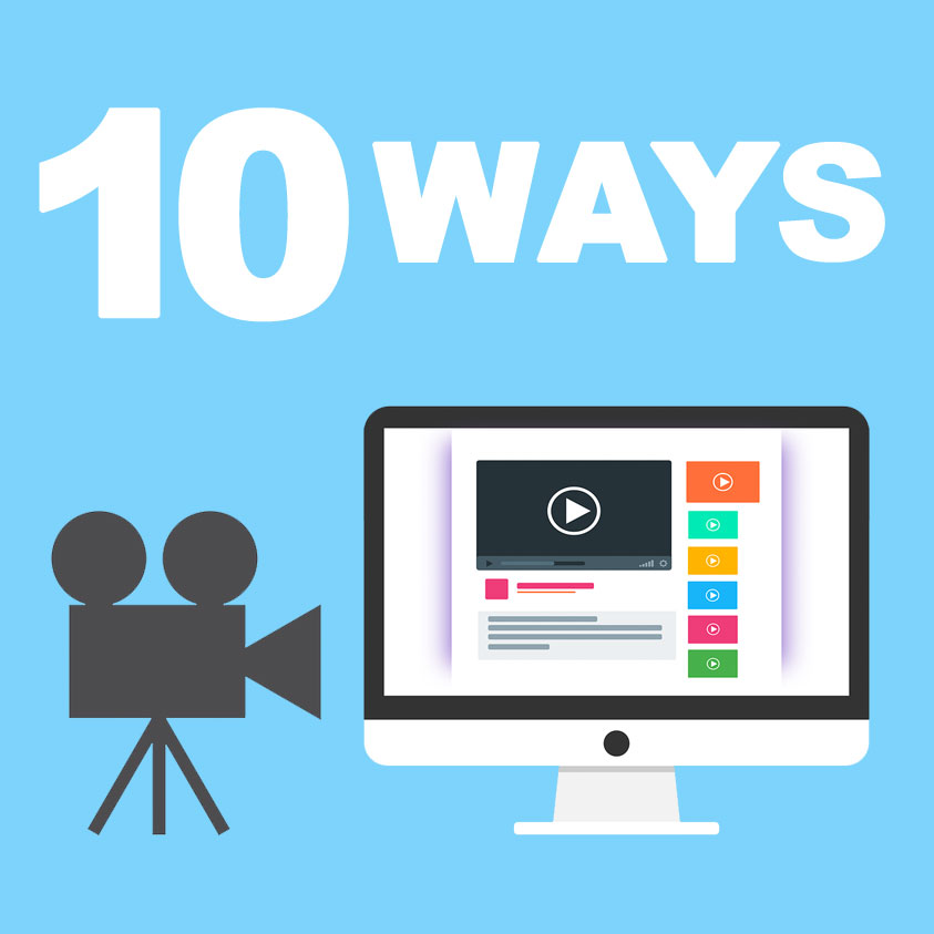 10 Ways to Create Engaging Videos for Your Small Business
