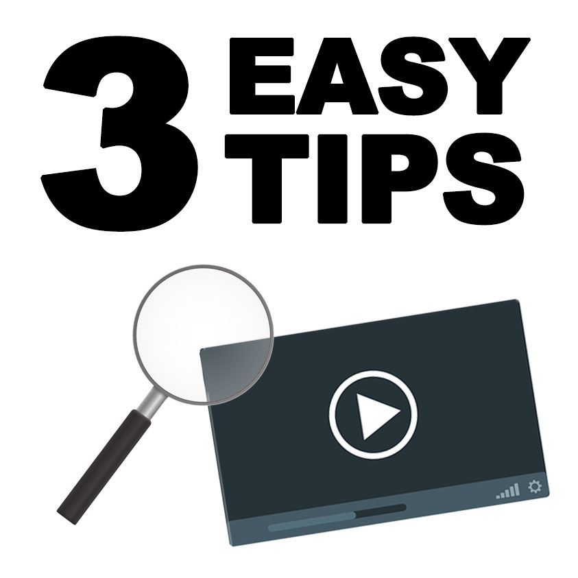 3 Easy Tips to Discover Content Your Target Market Wants To Watch [Video Marketing Content Research]