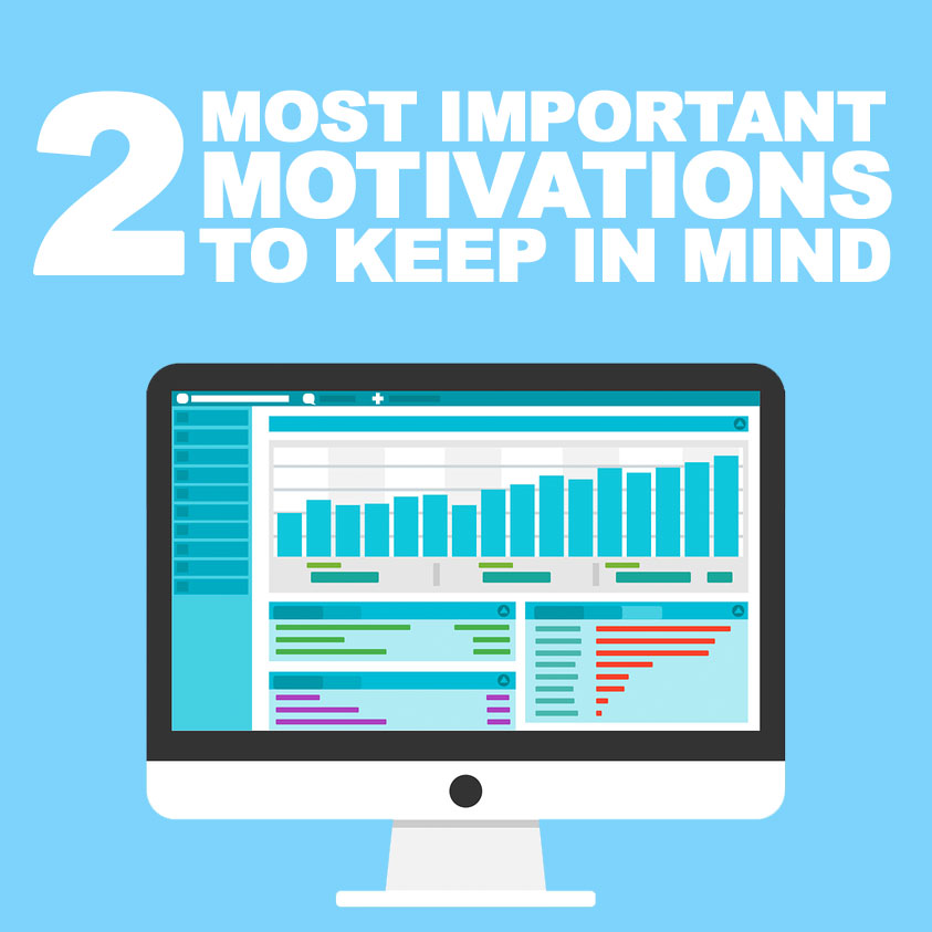 The 2 Most Important vital Human Motivations to Keep in Mind When Redesigning a Website