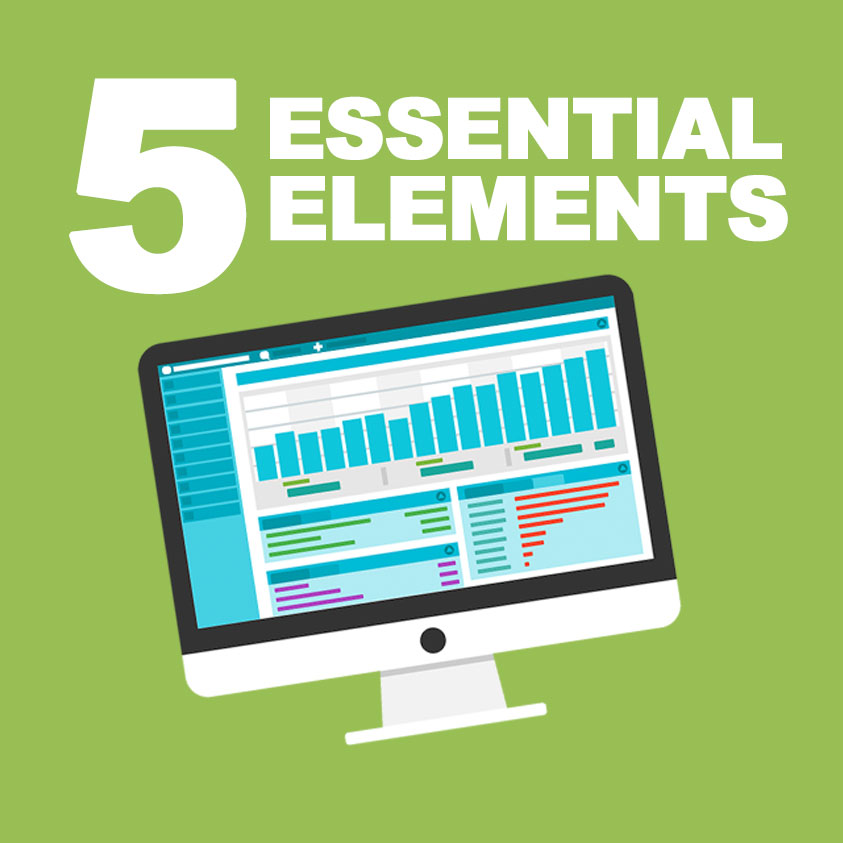 The 5 Essential Elements of a Successful Web Design